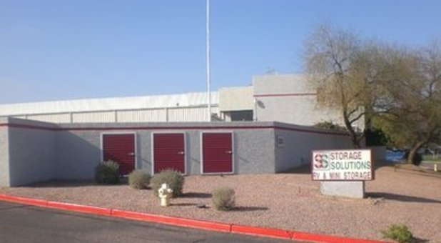 tempe az self storage units