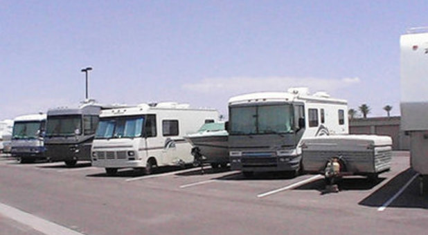 we'll store any vehicle from an rv to a sea doo