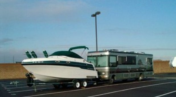 don't let your boat or rv take up garage or driveway space