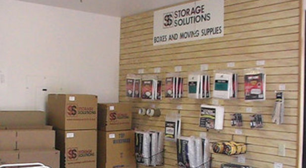 we are a one stop shop for all your storage needs