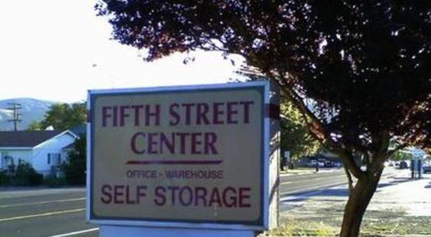 fifth street center self storage in carson city nv