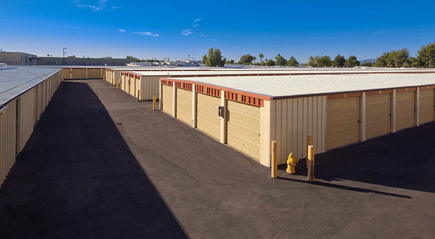 Self Storage Units In Sun City, AZ