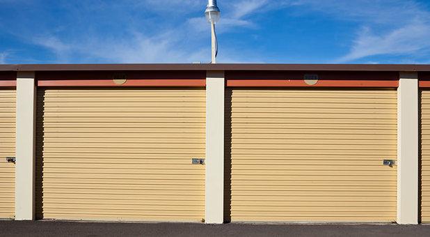 Self Storage Unit Doors In Sun City, AZ