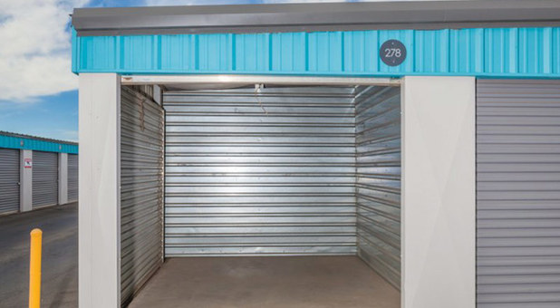 Clean Self Storage Unit In Peoria, AZ