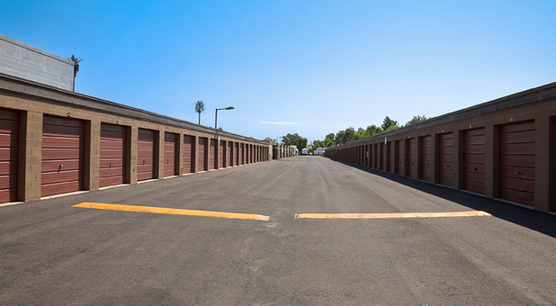 Drive Up Storage in Gilbert, AZ