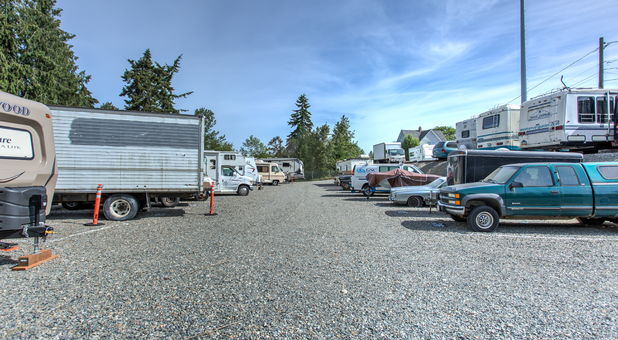RV, Car, and Boat Storage Tacoma, WA