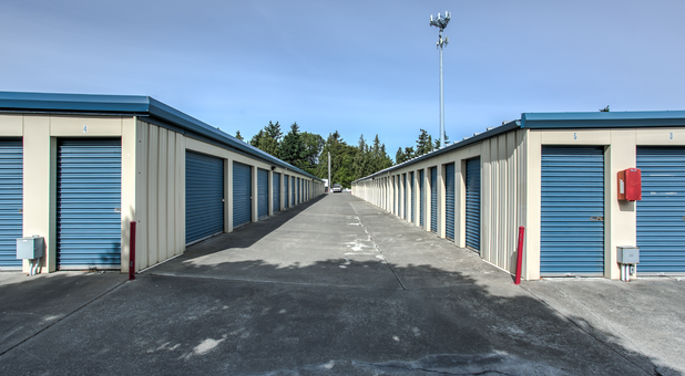Storage Facility in Tacoma, WA