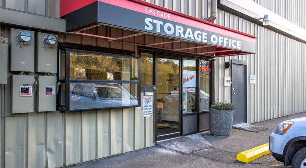 eastside storage heated self storage Bremerton, WA