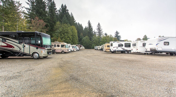 rv car and boat storage available in Olympia,WA