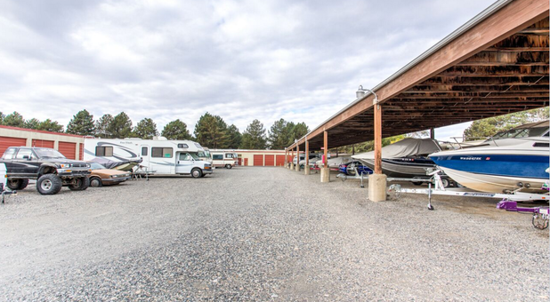 rv car and boat storage available 99352