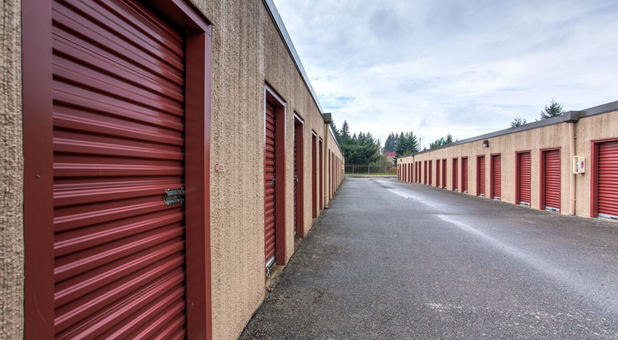 mini storage units available