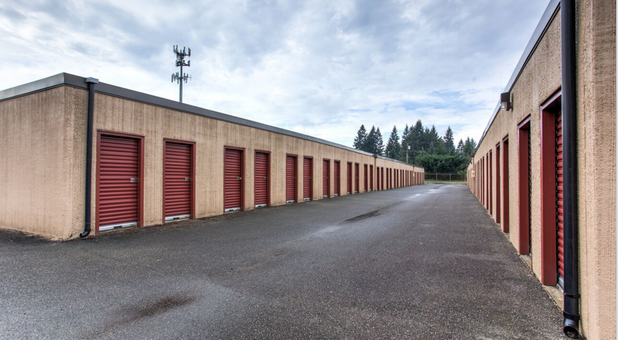 Drive Up Storage Units In Tumwater, WA