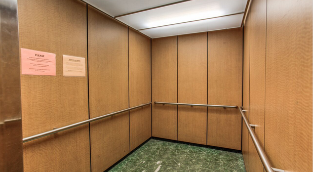 Wide Elevators for Easy Accessibilty