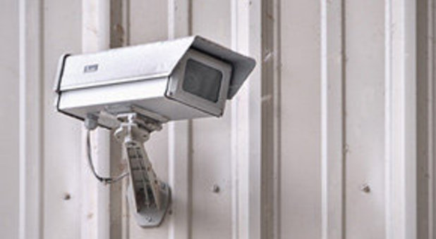 cameras survey nonstop on your storage Units