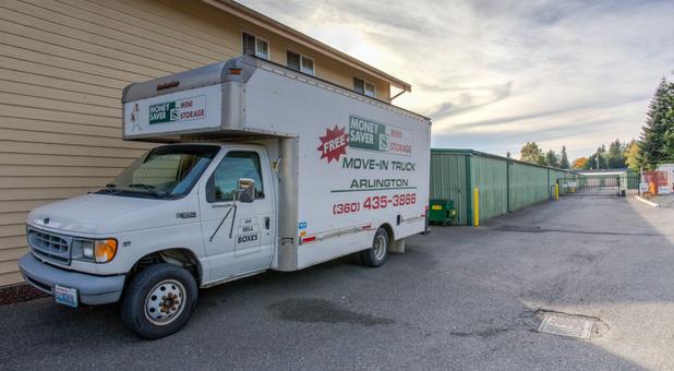 Free Truck Rental near 98223