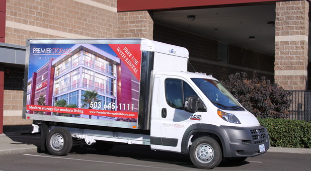 Use our Free Rental Truck