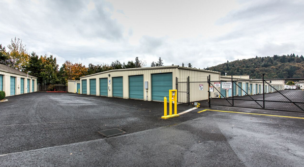 Gresham, OR Self Storage Units Powell Storage 8