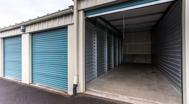 storage units in gresham or