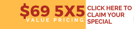Value Prices On Storage Units in Emeryville, CA