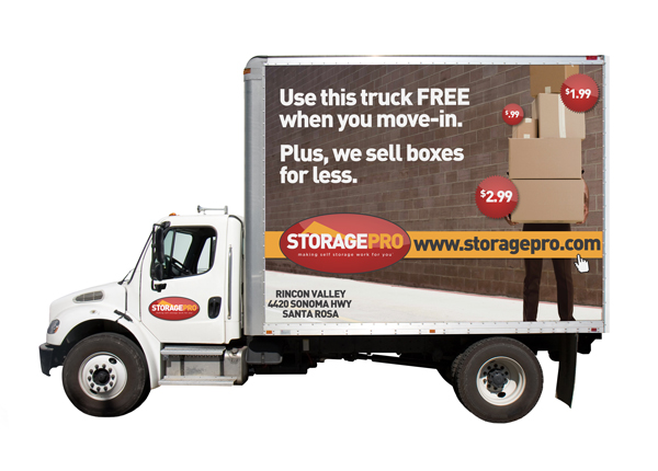 Free Truck Rental