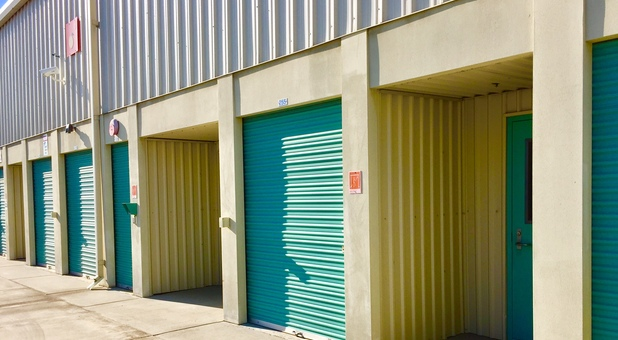 Secure Units at McHenry Ave Self Storage