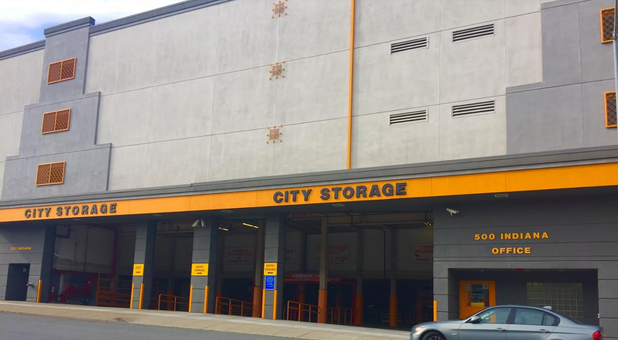 Self Storage in San Francisco, CA