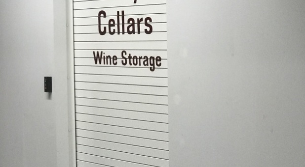city storage wine