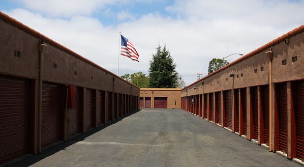 Self Storage Units In San Leandro Ca 94577 Storagepro