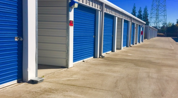Secured Self Storage Manteca, CA- Units