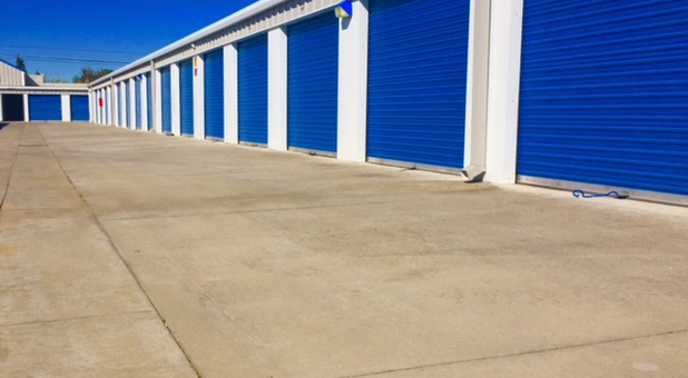 Secured Self Storage Manteca, CA- Drive Up Units