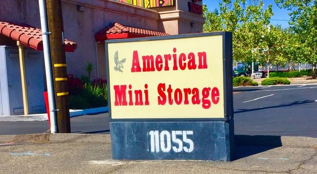 High Quality ... American Mini Storage Rancho Cordova CA ...