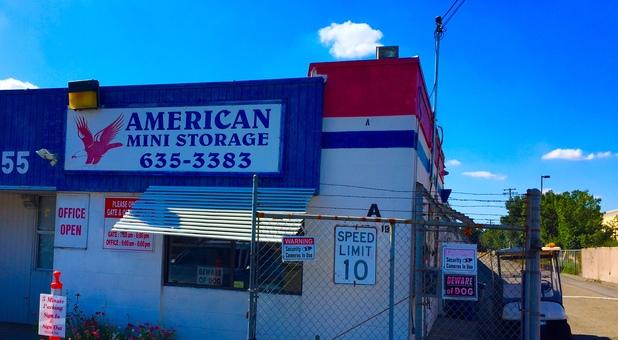 ... American Mini Storage Rancho Cordova CA ...