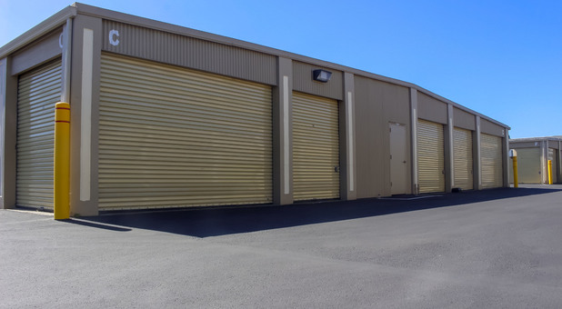 Affordable drive up storage spaces for rent in San Jose, CA