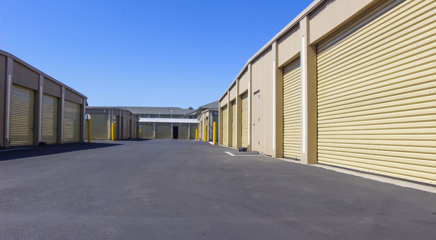 Storage spaces for rent in San Jose, CA