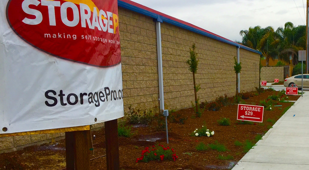StoragePRO Self Storage in Bakersfield, CA- Sign