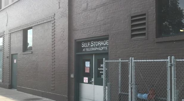 Self Storage Units In Oakland Ca 94612 Storagepro