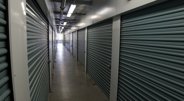 secure Indoor storage units at StoragePRO in Richmond, CA