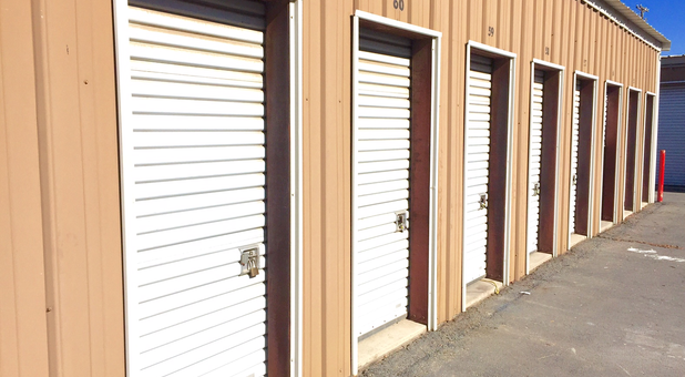 drive up access for storage units