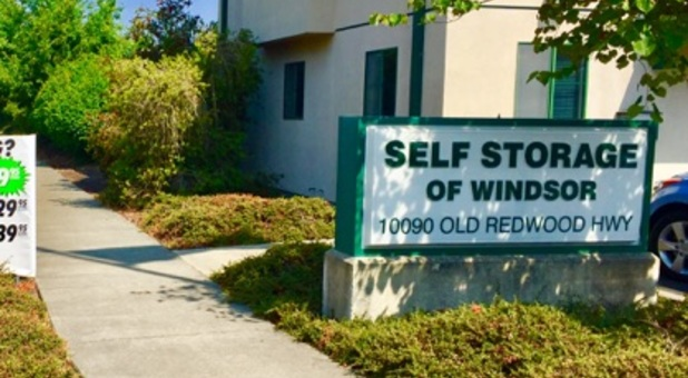 Secure Units in Windsor, CA