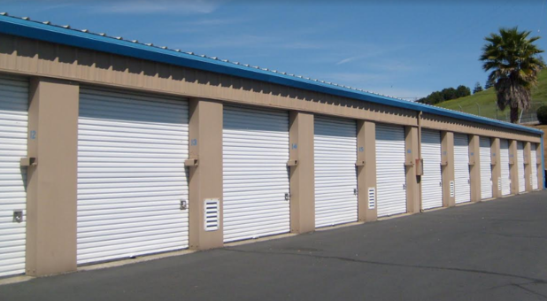 Self Storage Facility Near Martinez, CA