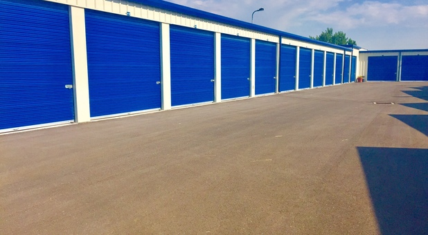 Drive Up Self Storage Units Near Salt Lake City