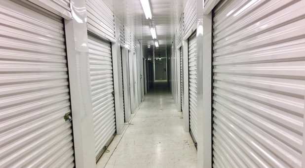 Indoor Self Storage Units