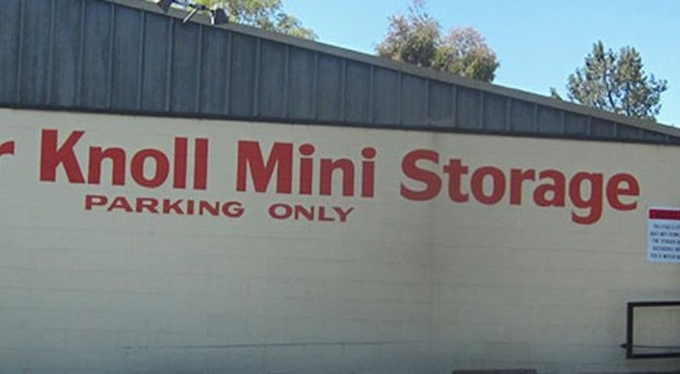 Copper Knoll Self Storage in Auburn, CA