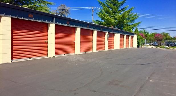 Secure Units in Auburn, CA