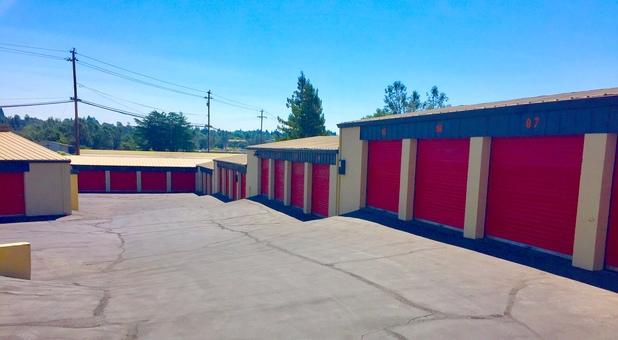 Self Storage in Auburn, CA