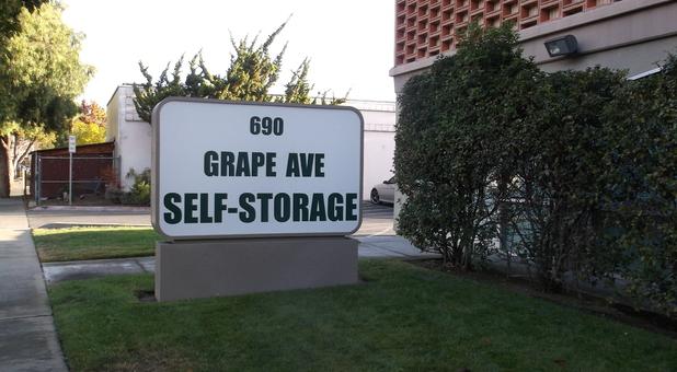 Self Storage in Sunnyvale, CA 94087