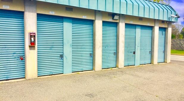 Greater American Self Storage Yuba City- Units