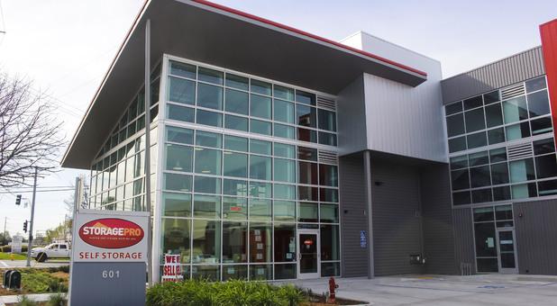 Affordable self storage units in San Jose, CA
