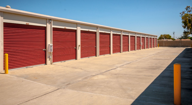 Outdoor Storage Units Stockton, CA
