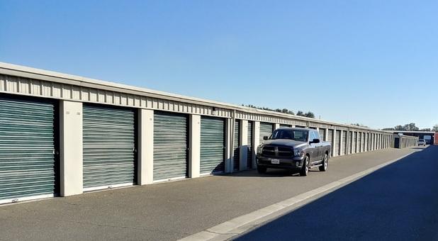 woodland storage units
